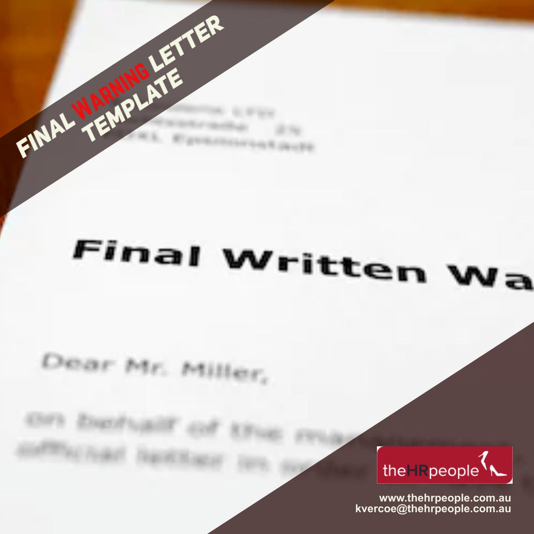 DOC0137_Final Warning Letter Template