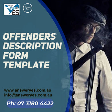 DOC0067_Offenders Description Form Template