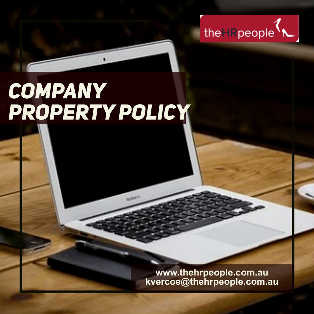 POL0002-Company Property Policy Template