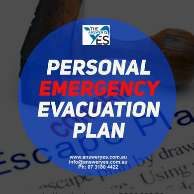 PR0049 Personal Emergency Evacuation Plan (PEEPs)