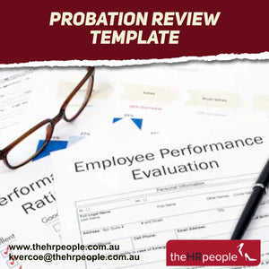 DOC0105_Probation Review Template