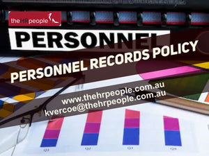 POL0134_Personnel Records Policy Template