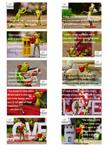 "Load image into Gallery viewer, Positive Words ""I Love You"" Packs-Pack 2 (Frogs) Downloadable"