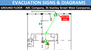 DOC0066_Evacuations Signs & Diagrams Audit Template