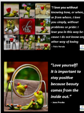 "Load image into Gallery viewer, Positive Words ""I Love You"" Packs-Pack 3 (Frogs) Downloadable"