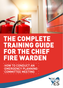 The Complete Training Guide for the Chief Fire Warden