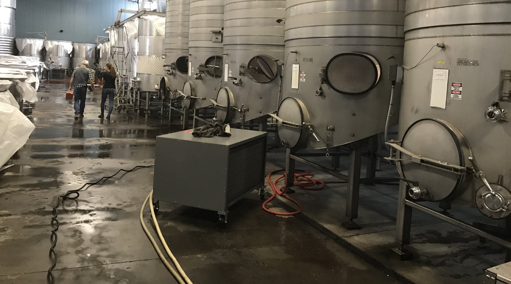 Tanktemp for craft brewers