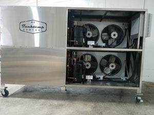 TANKTEMP GLACIER SERIES™ MULTI-STAGE STATIONARY CHILLER