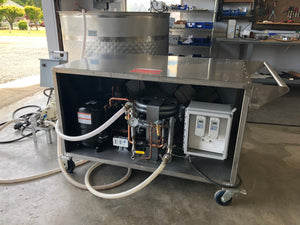 TANKTEMP DUO™ DX RAPID DIRECT-EXCHANGE HEATER / CHILLER