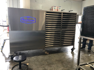 TANKTEMP GLACIER SERIES™ 5X5 MULTI STAGE CHILLER AND HEATER OR CHILLER