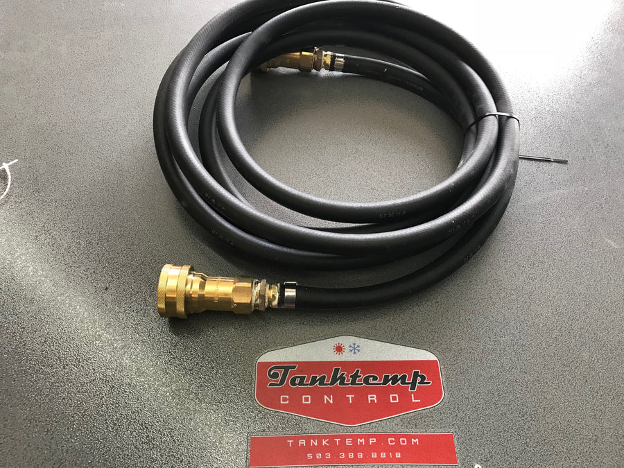 Glycol Hose Set