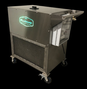 TANKTEMP KELVIN SERIES ULTRA-LOW TEMP -20°C CHILLERS 3HP and 5HP options. -40C option on 7HP and larger units