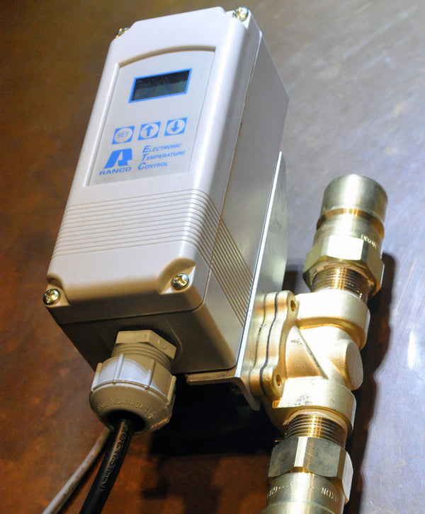 TANKTEMP SOLENOID CONTROL VALVE without quick disconnect