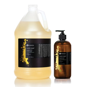 Hand Soap Gallon Refill Set <br/> Canadian Pine & White Sage
