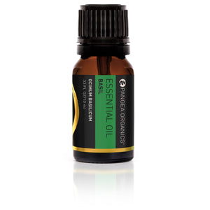 Essential Oil <br/>  Basil