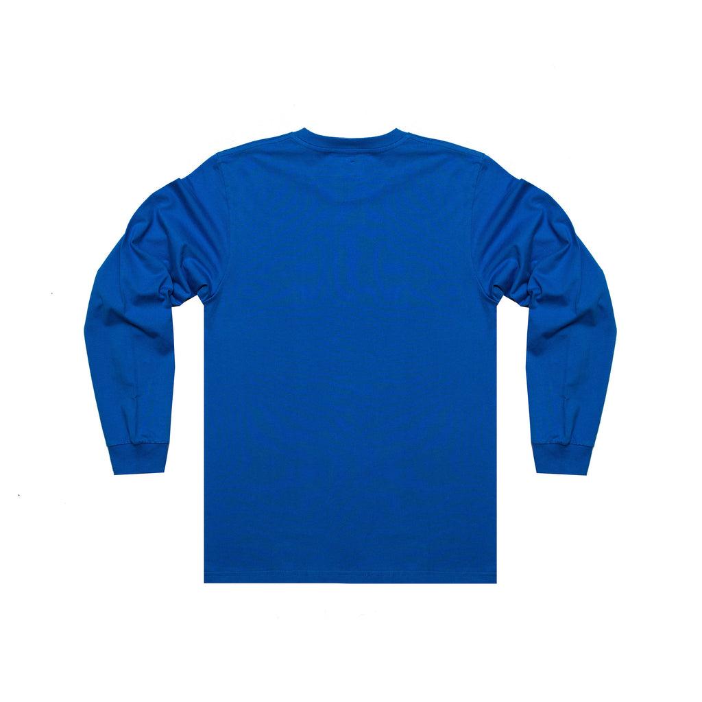 TIGERFISH LONG SLEEVE (ROYAL BLUE)