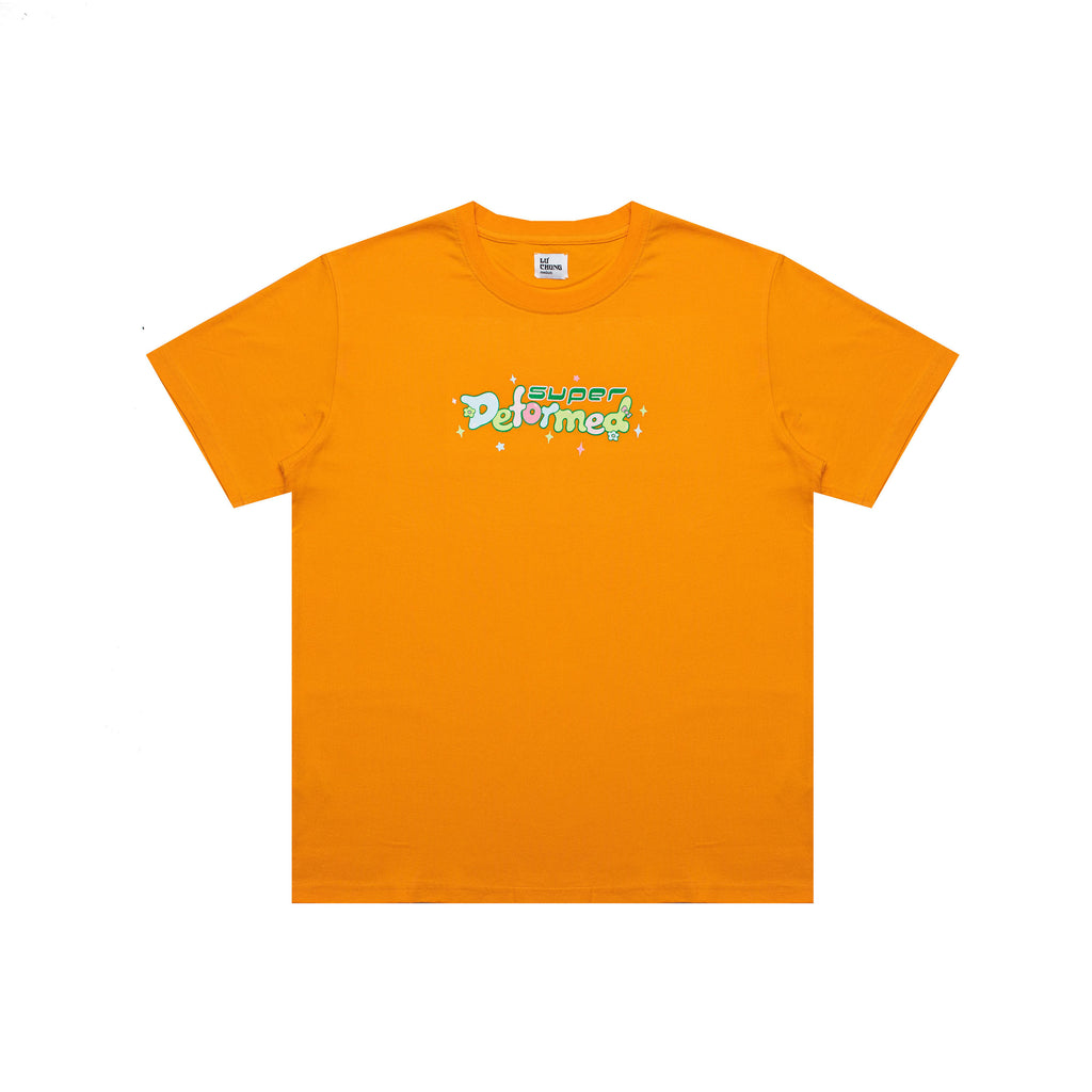 SUPER DEFORMED TEE (ORANGE)