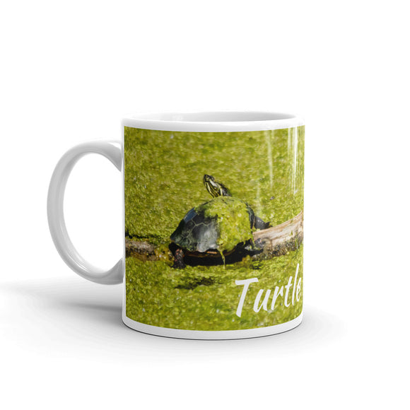 Turtle Pesto Coffee Mug