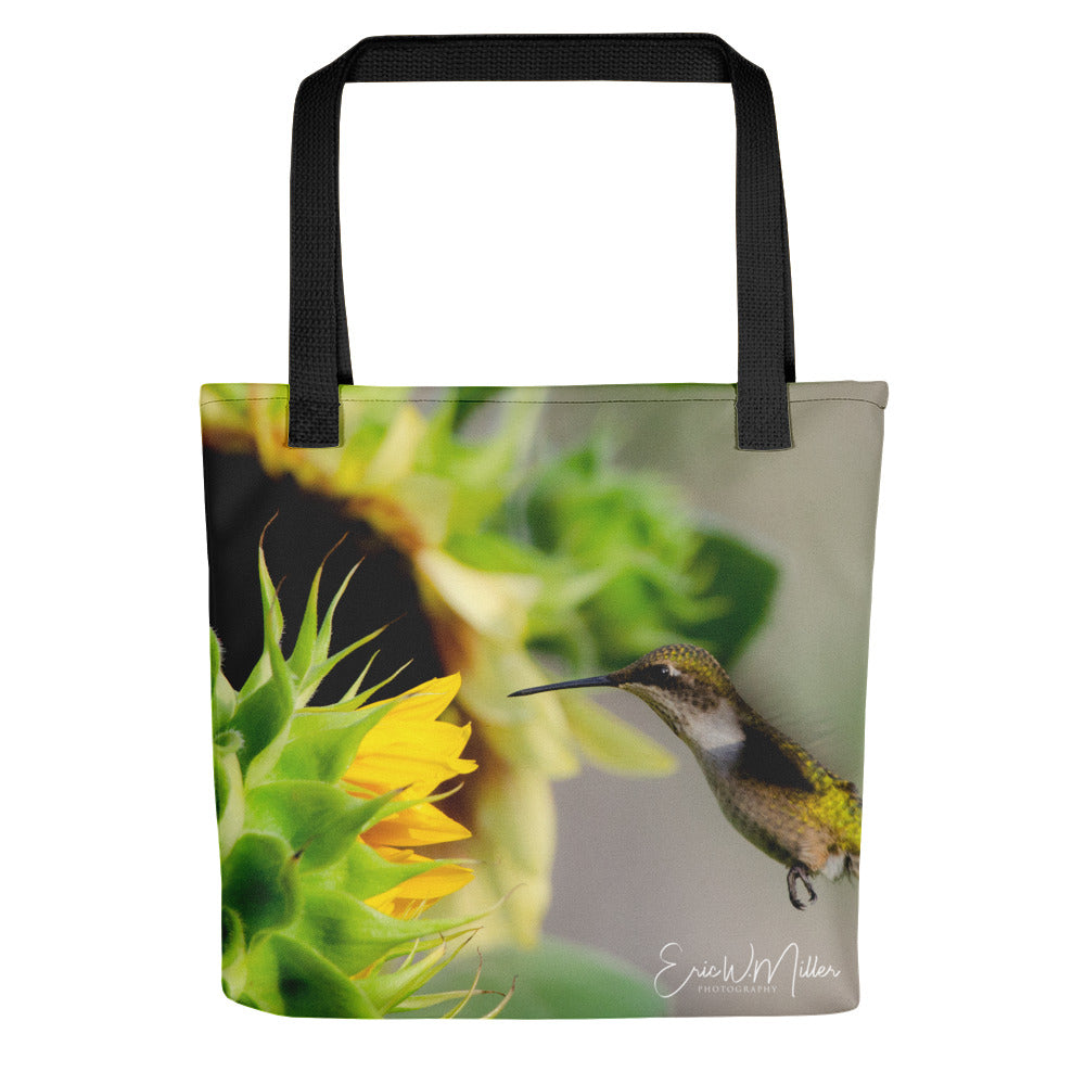 Hummingbird Series by Eric W. Miller - Tote bag