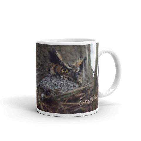Coffee Mug - The Owl Family