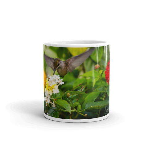 Hummingbird Series 01 Coffee Mug