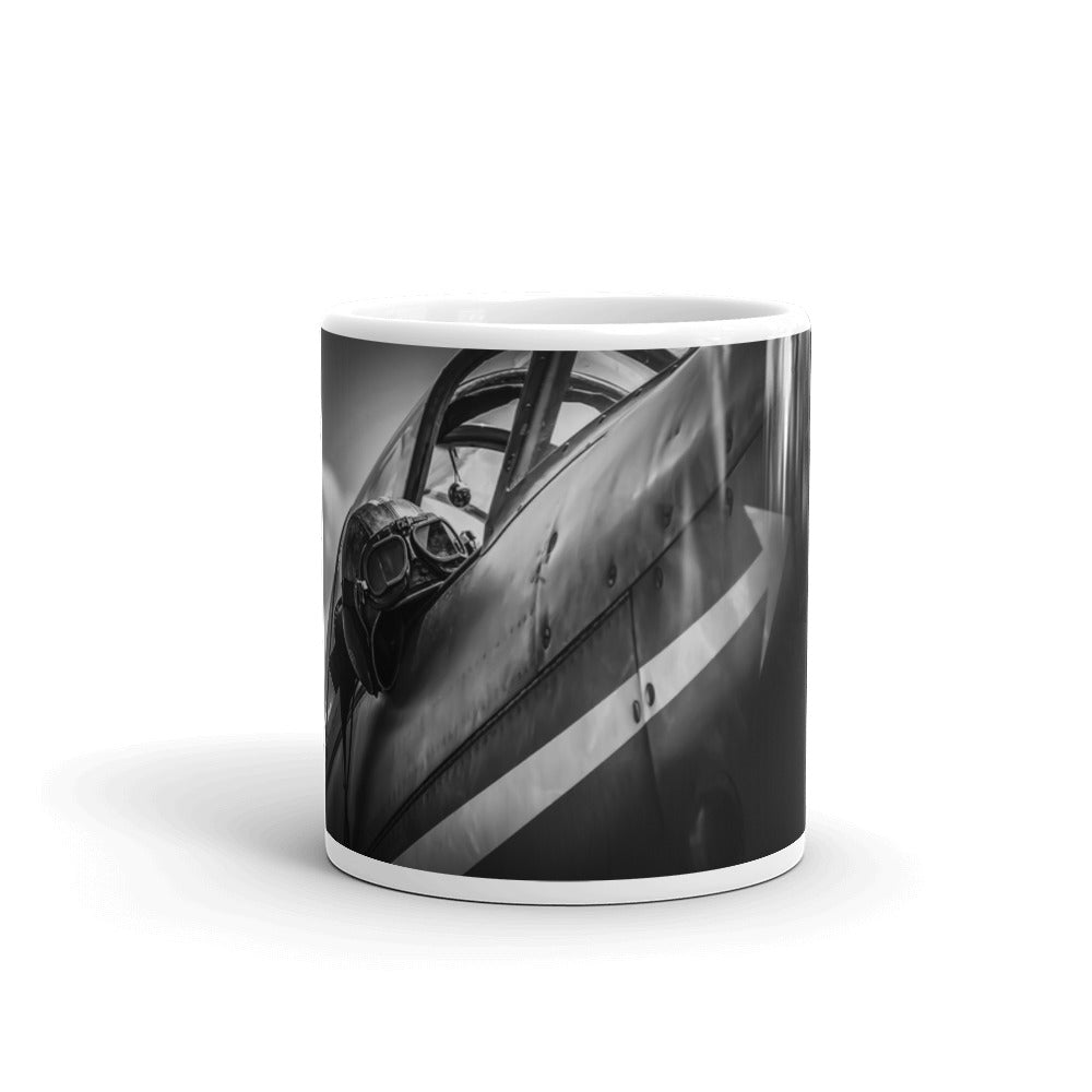 The Aviator Coffee Mug