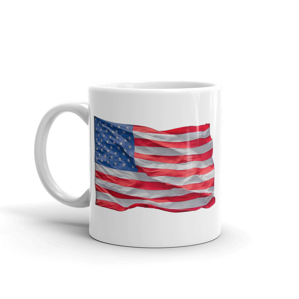 The Veteran and Freedom to Demonstrate Mug