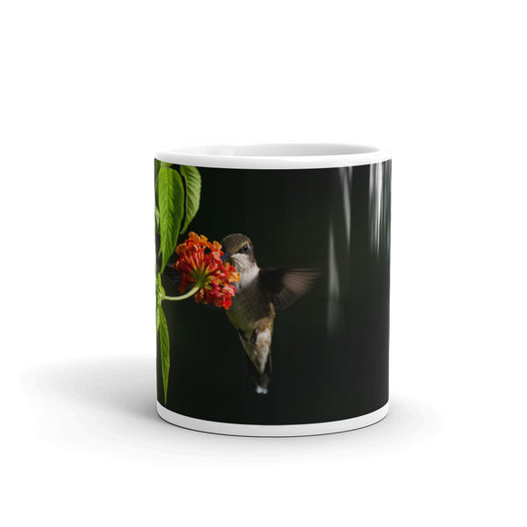 Beautiful Hummingbird Coffee Mug