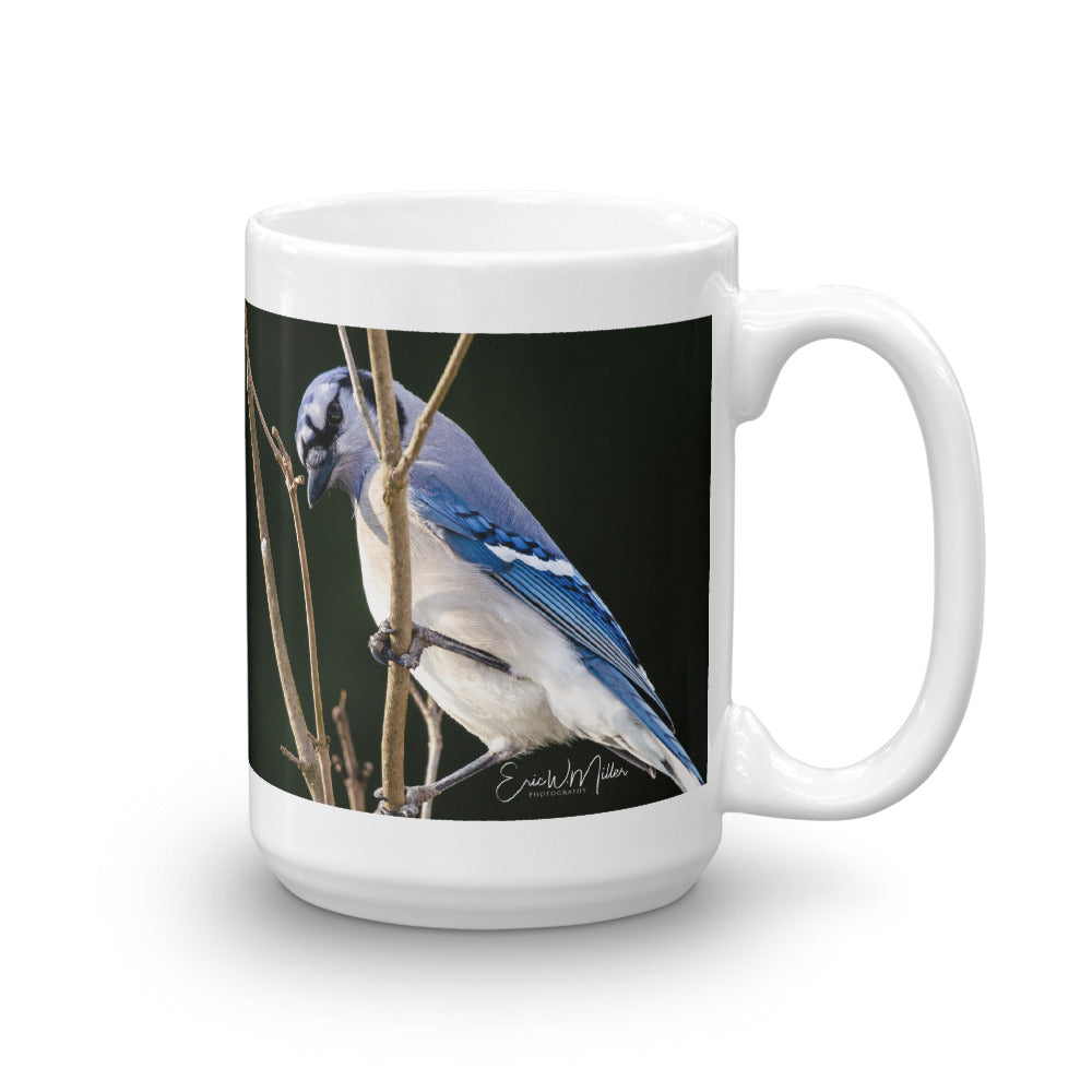 The Blue Jay - Coffee Mug