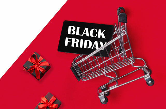 Thanks God, It's BLACK FRIDAY!