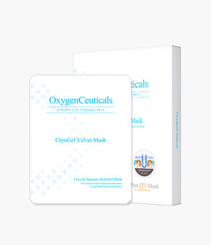 Cryogel Velvet Mask 6ea/1box