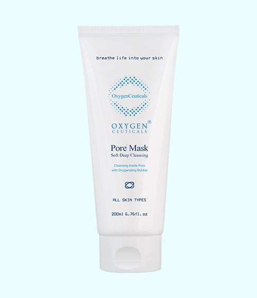Pore Mask | Soft Deep Cleansing With Bubbles