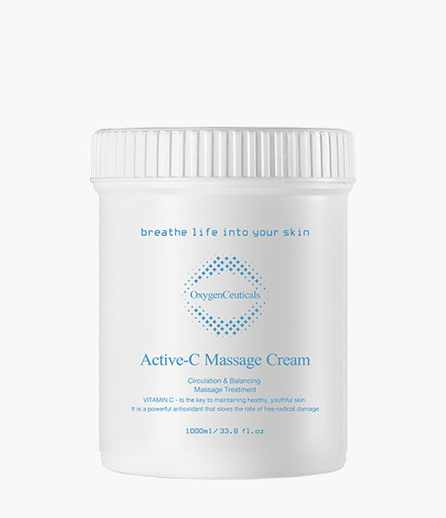 Active-C Massage Cream, 1000ml/33.8 oz