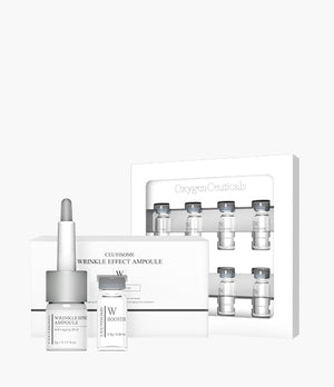 Ceutisome Wrinkle Effect Ampoule & Ceutisome W Booster