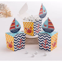 Ahoy Matey Favour Treat Box