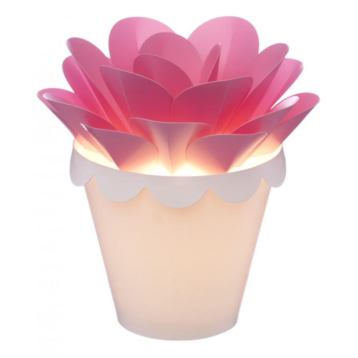 Flower Pot Light