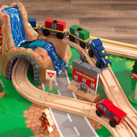 Adventure Town Railways Set & Table