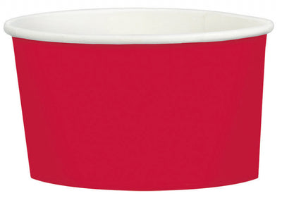 Apple Red Treat Cup