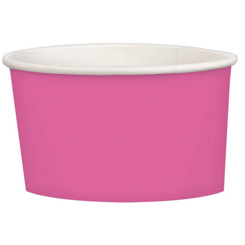 Bright Pink Treat Cup
