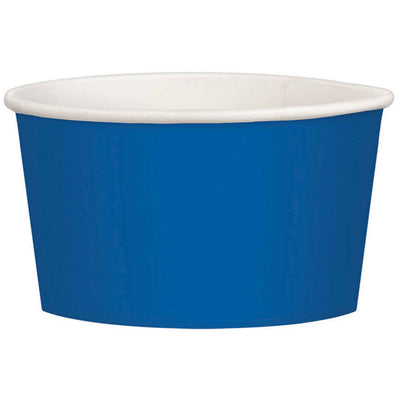 Bright Royal Blue Treat Cup