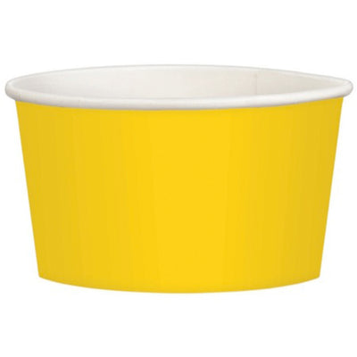 Yellow Treat Cup