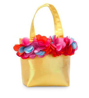 Flower Fairy Yellow Handbag