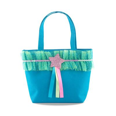 Dancing Star Blue Handbag