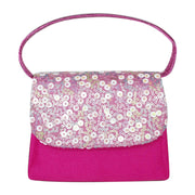 Bloom Fairy Sequin Hard Handbag