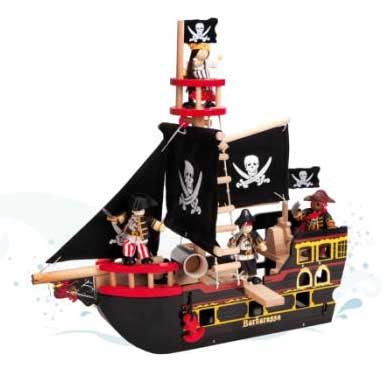 Barossa Pirate Ship