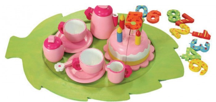 Birthday Tea Set