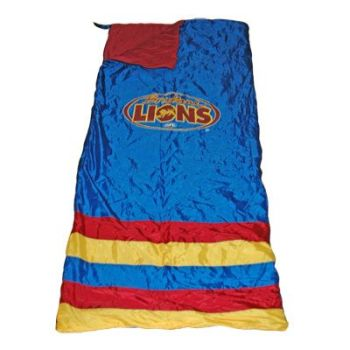 Brisbane Lions Sleeping Bag