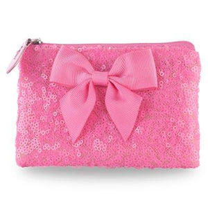 Forever Sparkle Pale Pink Coin Purse
