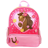 Western Horse Girl Sidekick Backpack