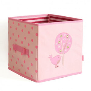 Chirpy Bird Collapsible Storage Box